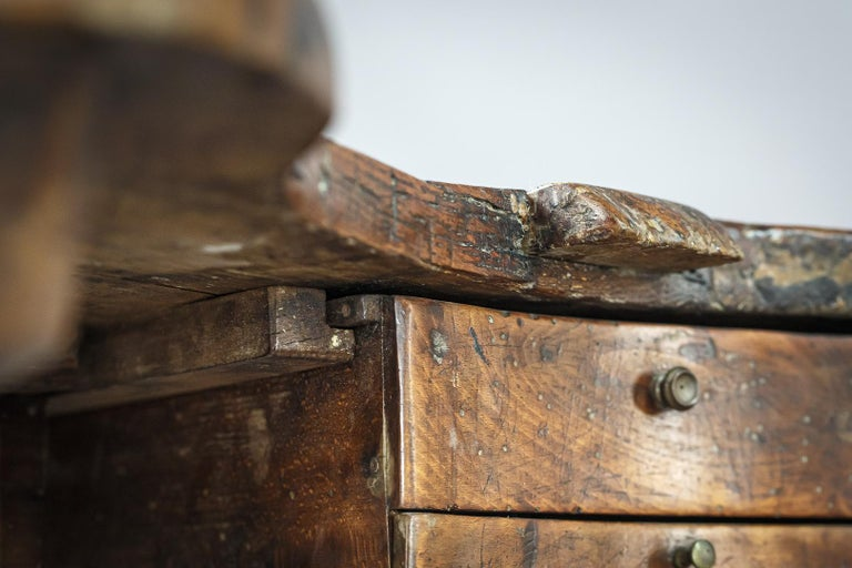 Extraordinary 19th Century Jewelers Work Table For Sale 1