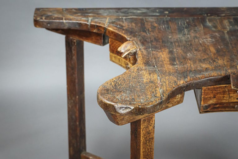 Extraordinary 19th Century Jewelers Work Table For Sale 2