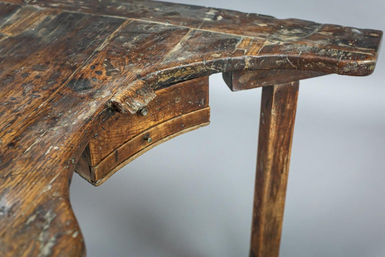 Extraordinary 19th Century Jewelers Work Table For Sale 3