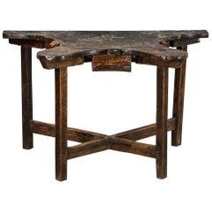 Extraordinary 19th Century Jewelers Work Table