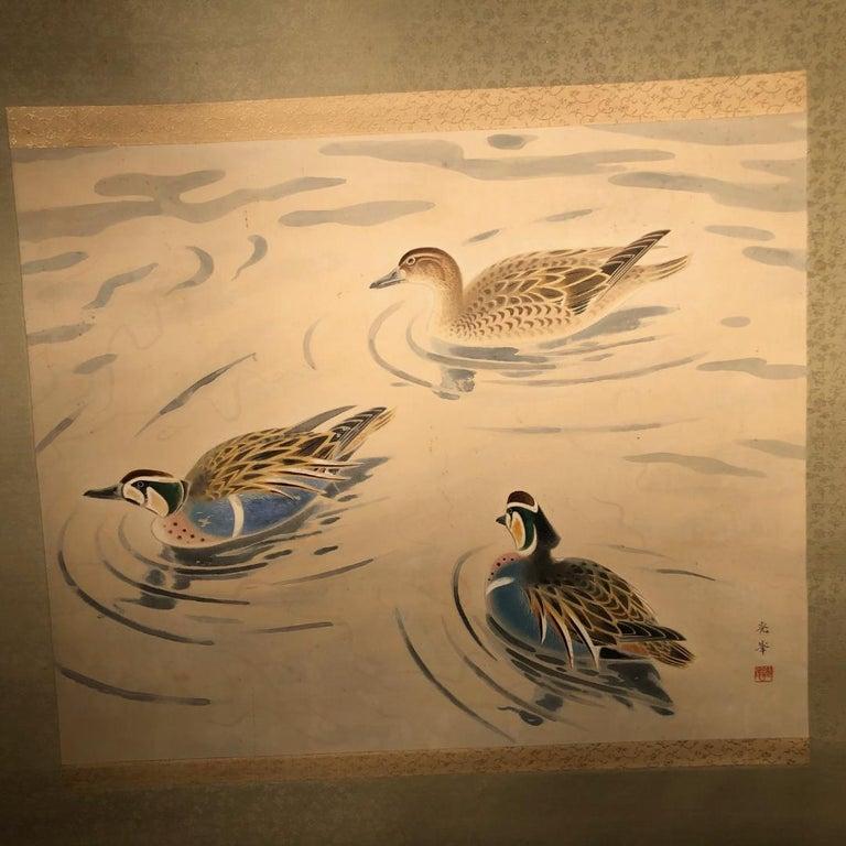 Taisho Extraordinary Antique Japanese