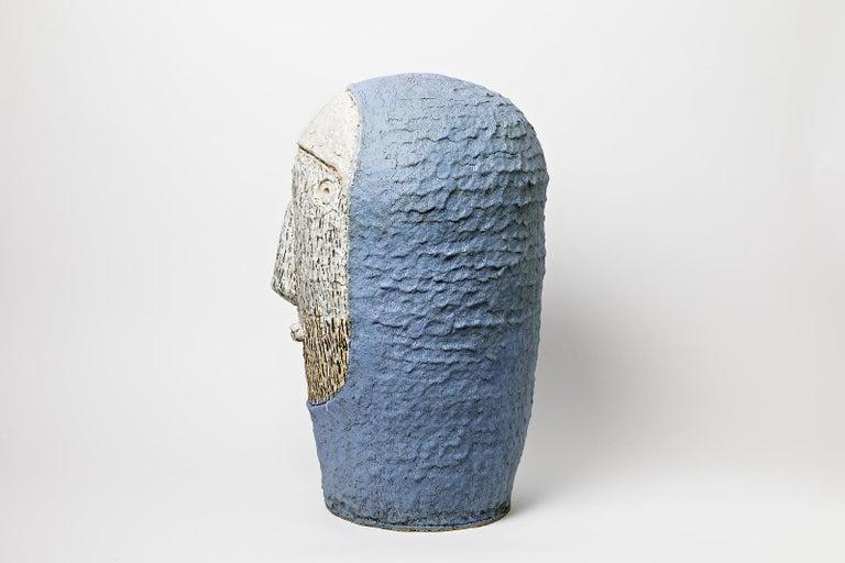 Contemporary Extraordinary Ceramic Sculpture by Laurent Dufour, 2017
