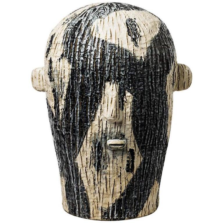 Extraordinary Ceramic Sculpture by Laurent Dufour, 2017 For Sale