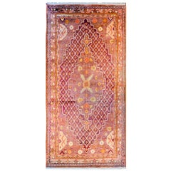 Extraordinary Early 20th Century Central Asian Khotan Rug