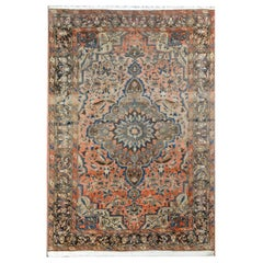 Extraordinary Early 20th Century Sarouk Rug