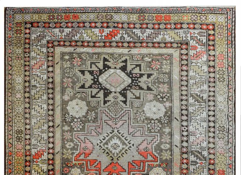 Azerbaijani Extraordinary Early 20th Century Shirvan Rug For Sale