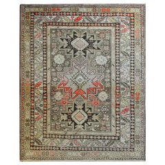 Extraordinary Early 20th Century Shirvan Rug