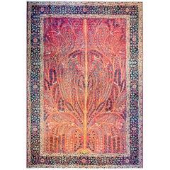 Extraordinary Early 20th Century Tabriz Rug