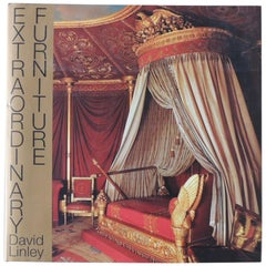 Extraordinary Furniture by D. Linley Hardcover Coffee Table Book