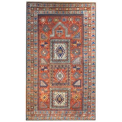 Extraordinary Late 19th Century Kazak Rug