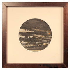 "Extraordinary Natural Stone ""Moonlight Painting"", Natural Stone"