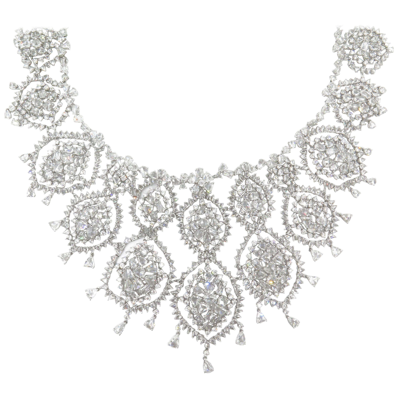 Extravagant Diamond Necklace