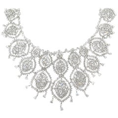 Extravagant Diamond Necklace