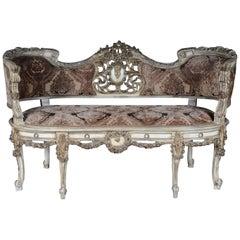 Extremely Elegant French Sofa, Louis Seize XVI