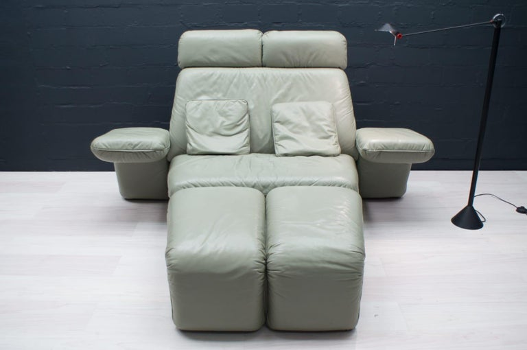 Extremely Rare Adjustable Sofa