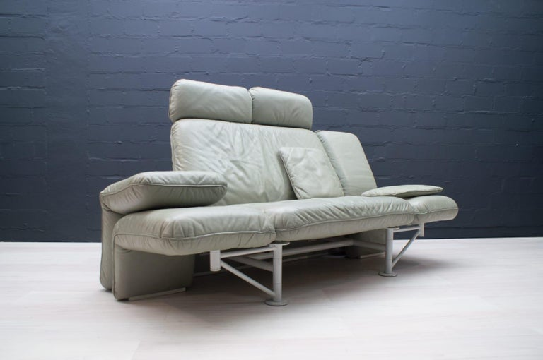 Late 20th Century Extremely Rare Adjustable Sofa
