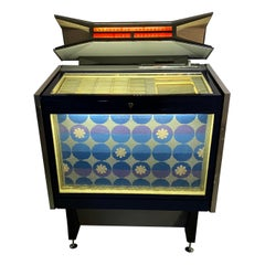 Extremely Rare AMI / Rowe CMM1 Cadette Jukebox, Modernist, Jetsons Design