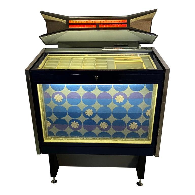 Extremely Rare AMI / Rowe CMM1 Cadette Jukebox, Modernist, Jetsons Design For Sale