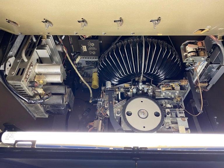Extremely Rare AMI / Rowe CMM1 Cadette Jukebox, Modernist, Jetsons Design For Sale 4