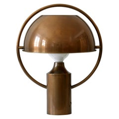 Extremely Rare Mid-Century Modern Table Lamp by Florian Schulz Germany 1970s