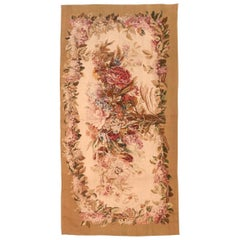 Extremly Fine Antique Aubusson-Beauvais French Tapestry, circa 19th Century