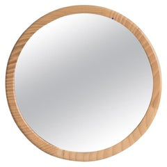 Eyes Wall Coat Hanger in Ash and Mirror by Discipline Lab