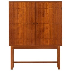 Eyvind Beckman Cabinet Produced in Sweden