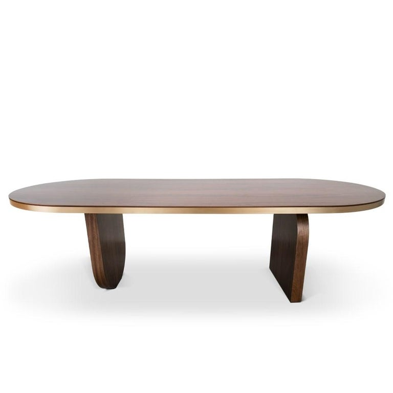 Portuguese Ezra Dining Table by Studiopepe For Sale