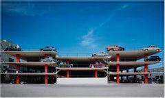 Miami Parking Garage, Robert Law Weed and Associates, Miami Fl.