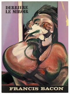 Francis Bacon Derrière le Miroir 1966 (cover)