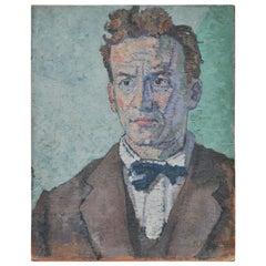 F. R. Ferryman Self-Portrait