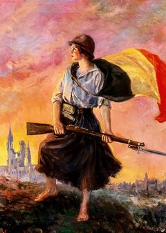 Defender of Her Homeland