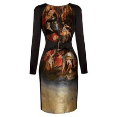 F/W '10 Alexander McQueen 'HIERONYMUS BOSCH' Dress ANGELS & DEMONS Collection