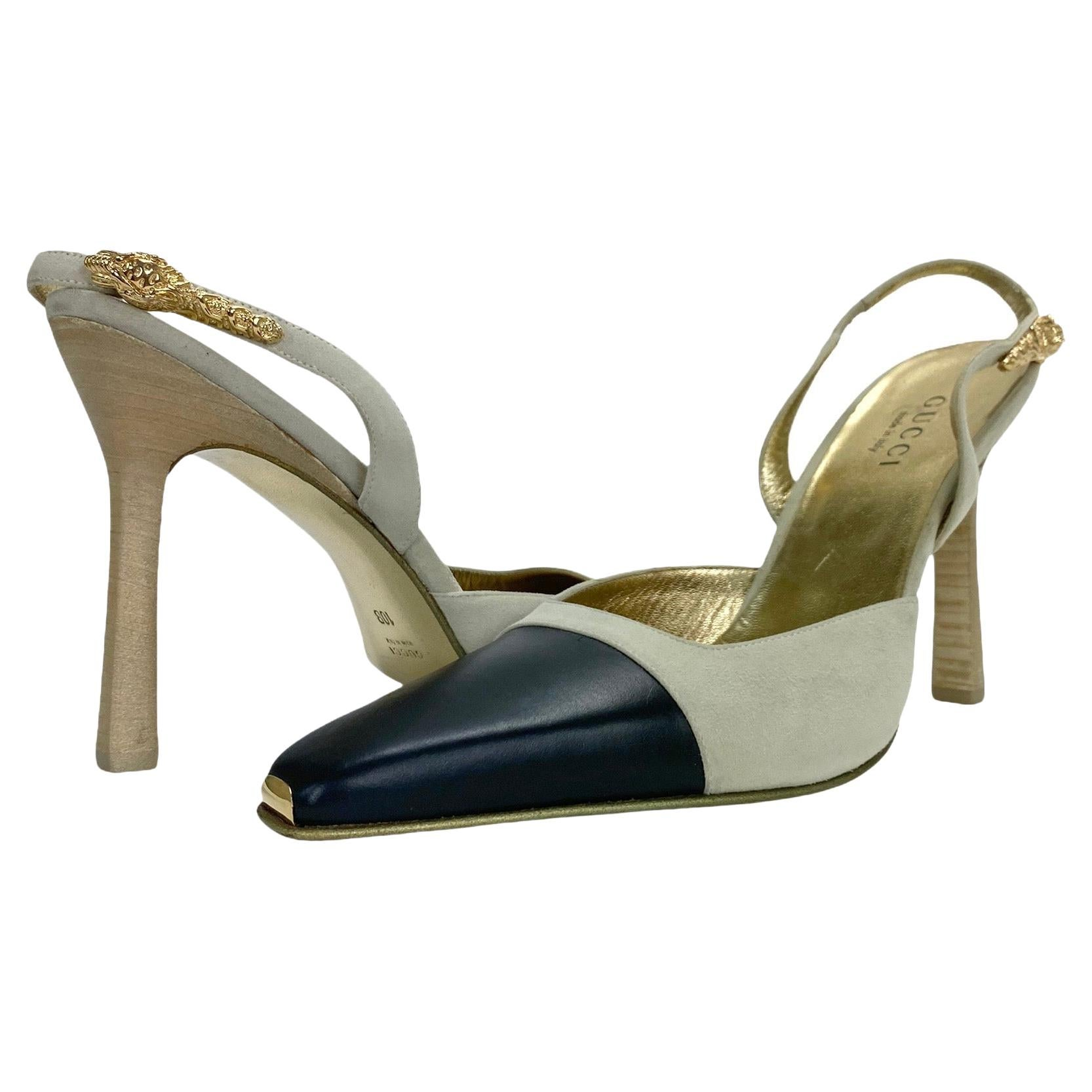 F/W 2000 Iconic Vintage Tom Ford for Gucci Shoes Size 10B