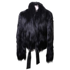 F/W 2001 VINTAGE TOM FORD for GUCCI KIDASSIA FUR JACKET