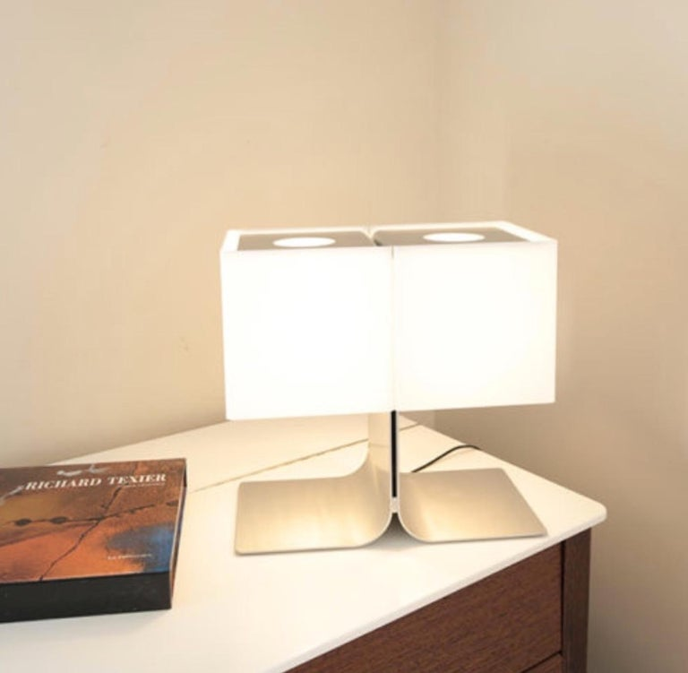 Mid-Century Modern F170 Table Lamp by Étienne Fermigier for Disderot For Sale