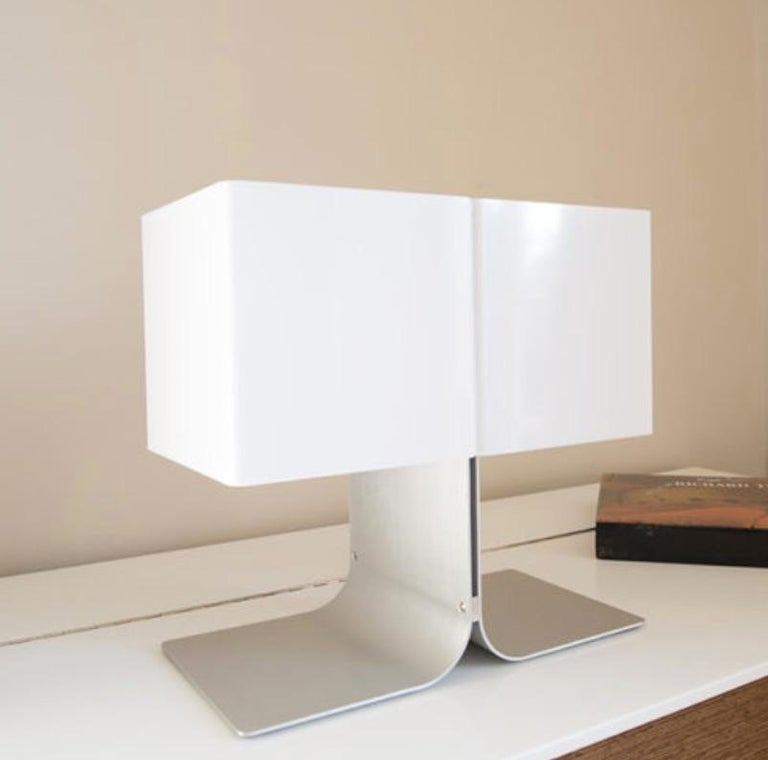 French F170 Table Lamp by Étienne Fermigier for Disderot For Sale