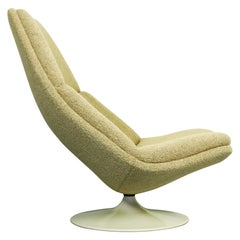F590 Lounge Chair Designed by Geoffrey Harcourt for Artifort