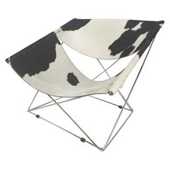 F675 Butterfly Chair by Pierre Paulin for Artifort, 1970s