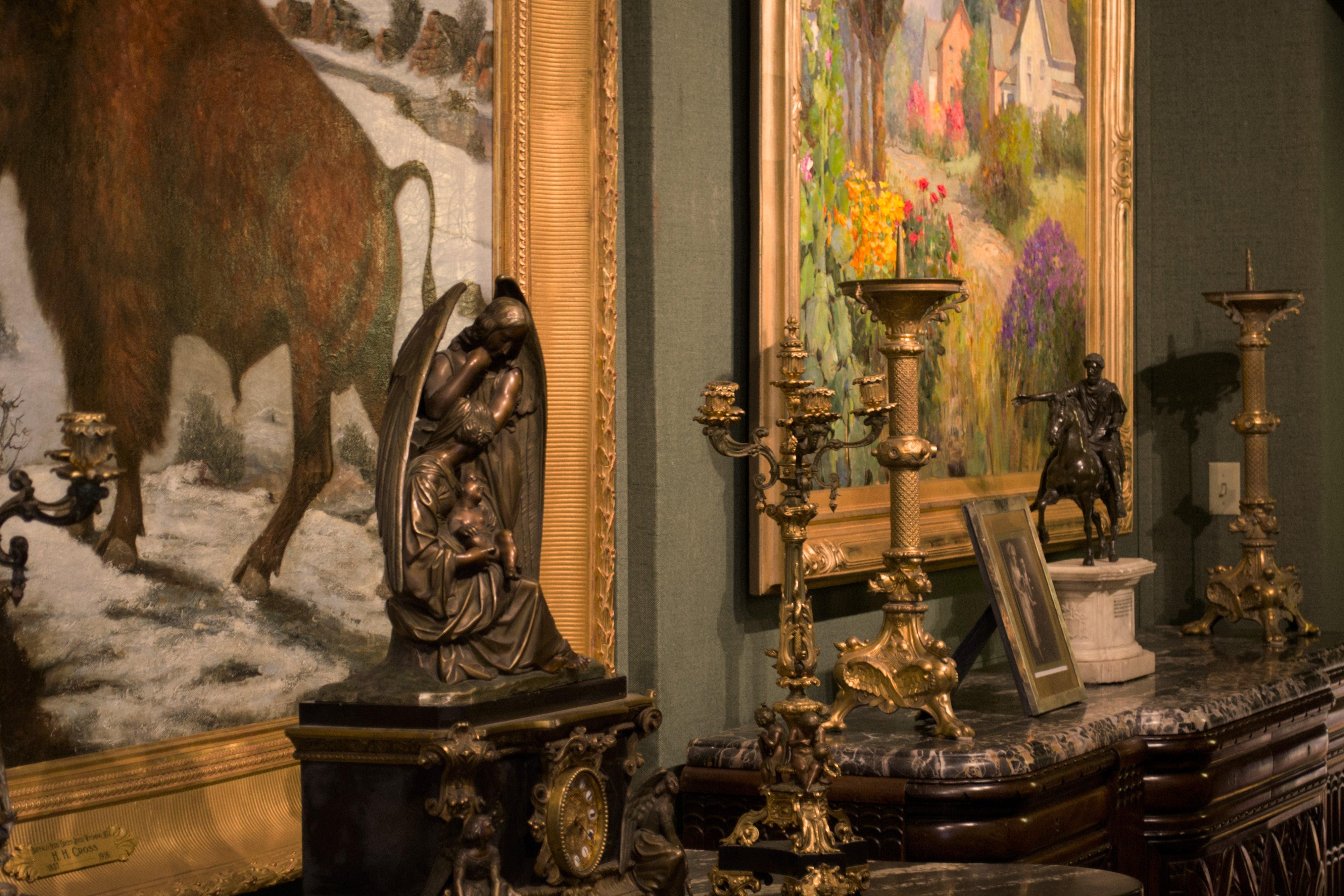 Anthony S Fine Art And Antiques Salt Lake City Ut 84111
