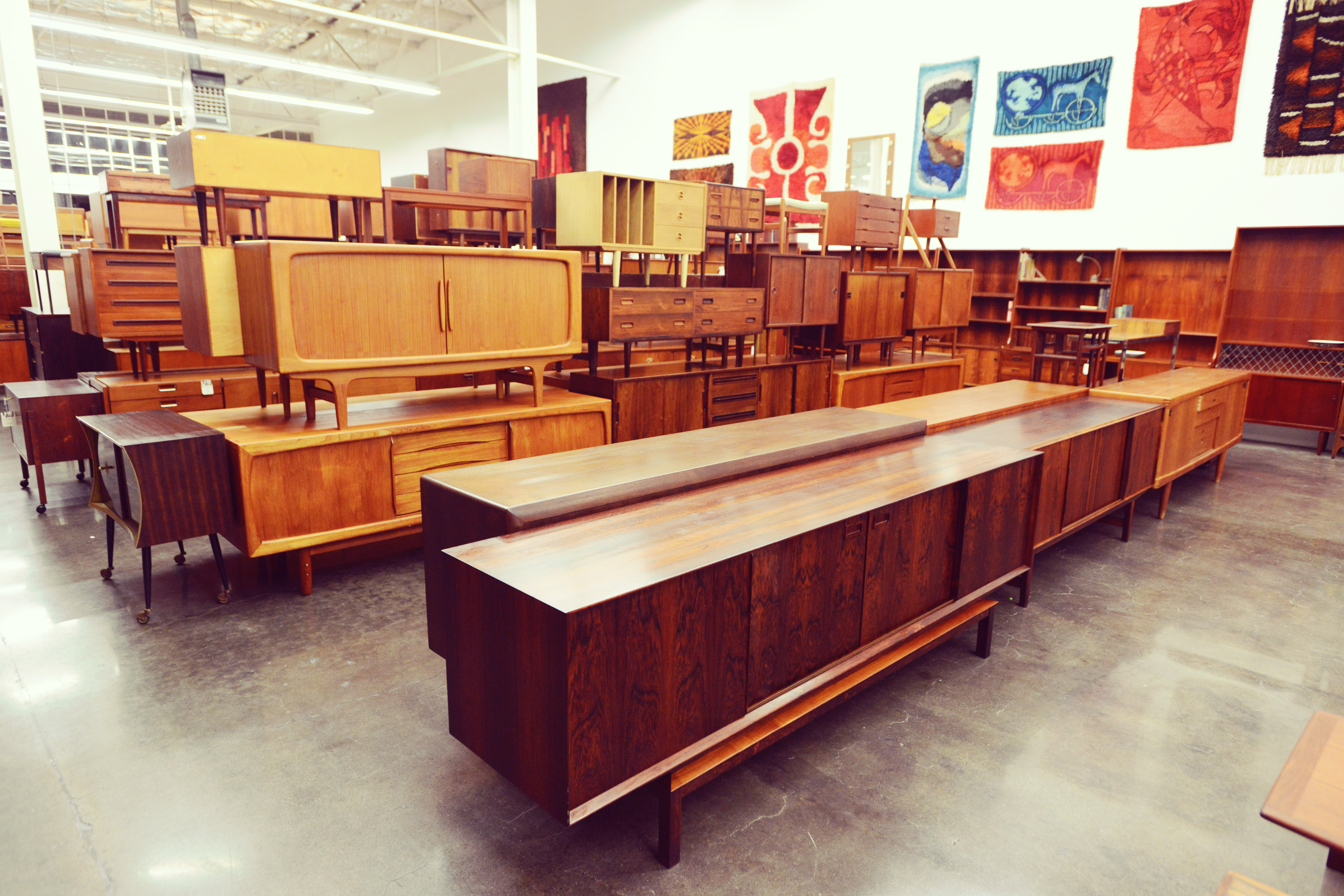 More About Mid Century Mobler