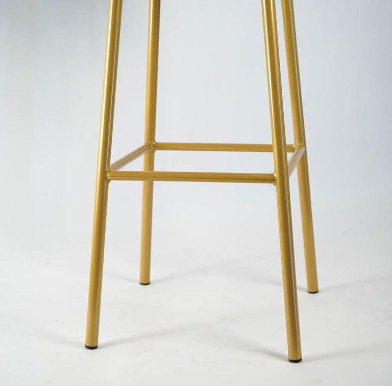 Modern High Chair by Designer Anouchka Potdevin, Contemporary Artist For Sale
