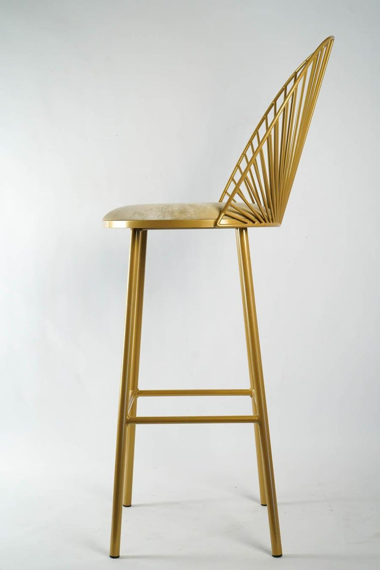 High Chair by Designer Anouchka Potdevin, Contemporary Artist In New Condition For Sale In Saint-Ouen, FR