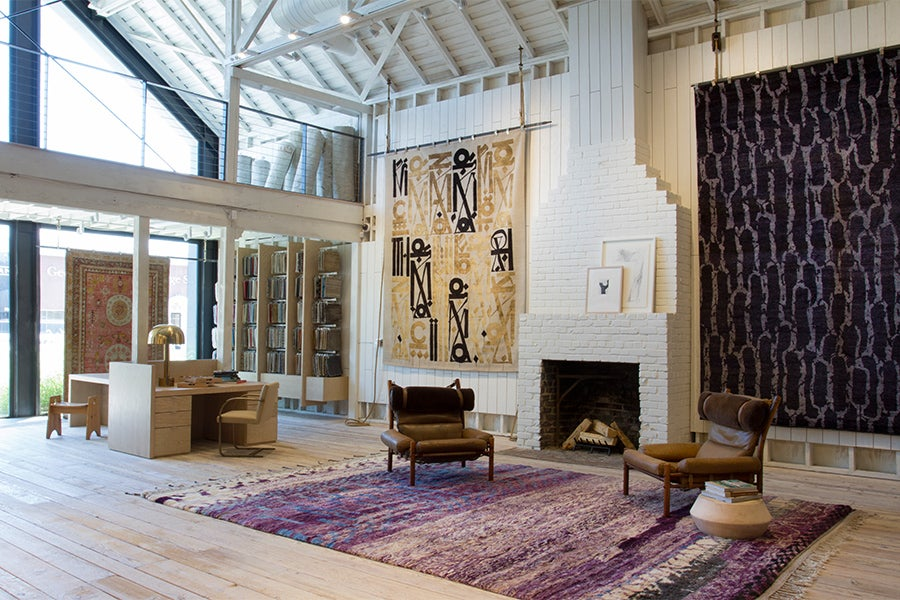 More About Marc Phillips Decorative Rugs