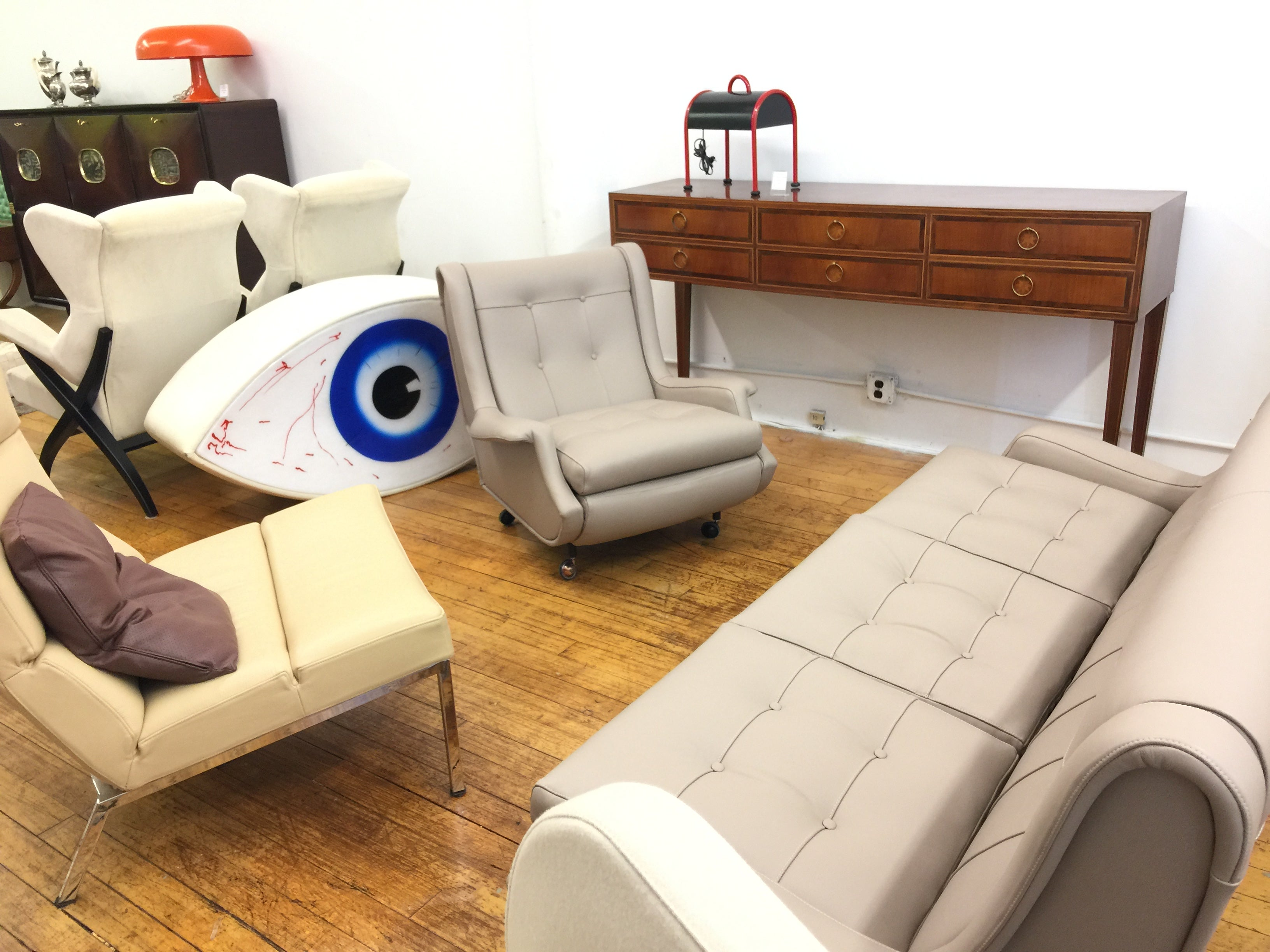 Designitalia Midcentury Modern Jersey City Nj 07307
