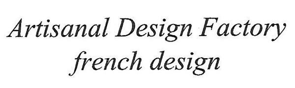 Artisanal Design Factory