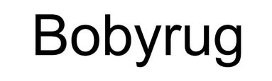 Bobyrug