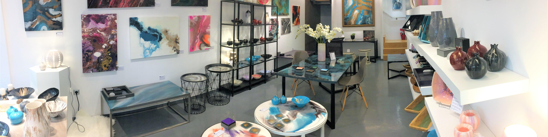 Viscosity Art & Resin Gallery