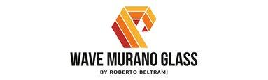 Wave Murano Glass