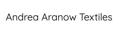 Andrea Aranow Textiles